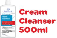 Cream Cleanser Limescale Remover